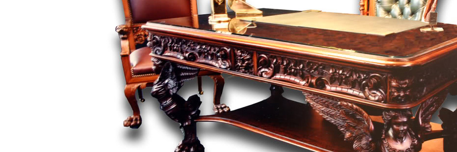 Antique Furniture Refinishing